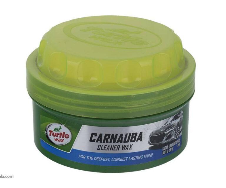 واکس کارنوبا ترتل براق کننده سریع بدنه خودرو