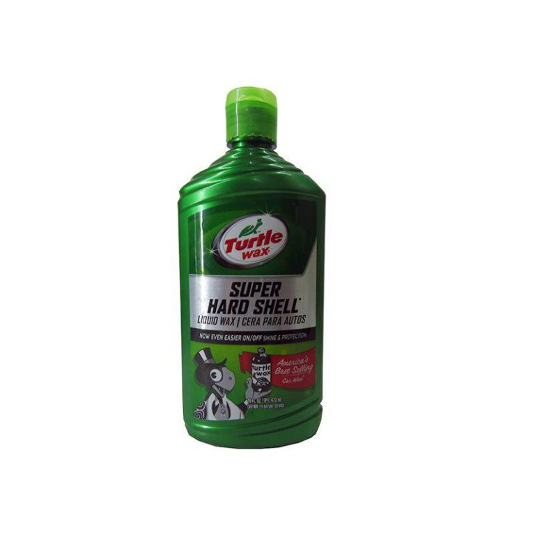محلول پاک کننده وبراق کننده ی قوی سطح ترتل