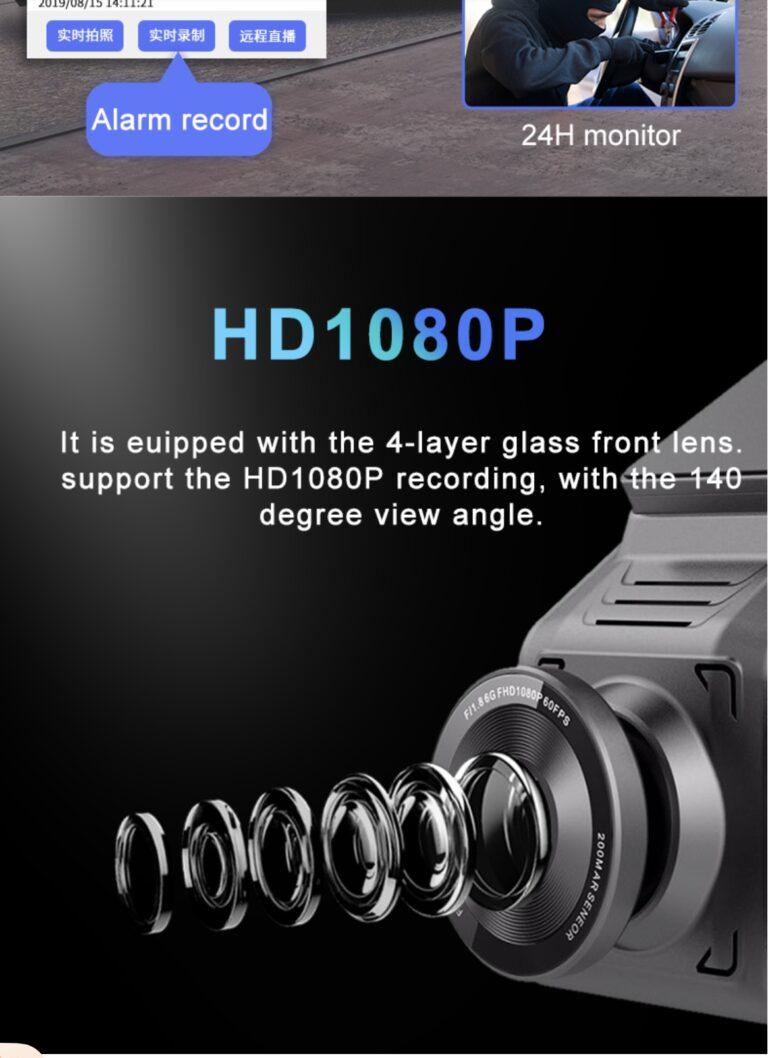 دوربین DVR سیمکارتخور مدل k18