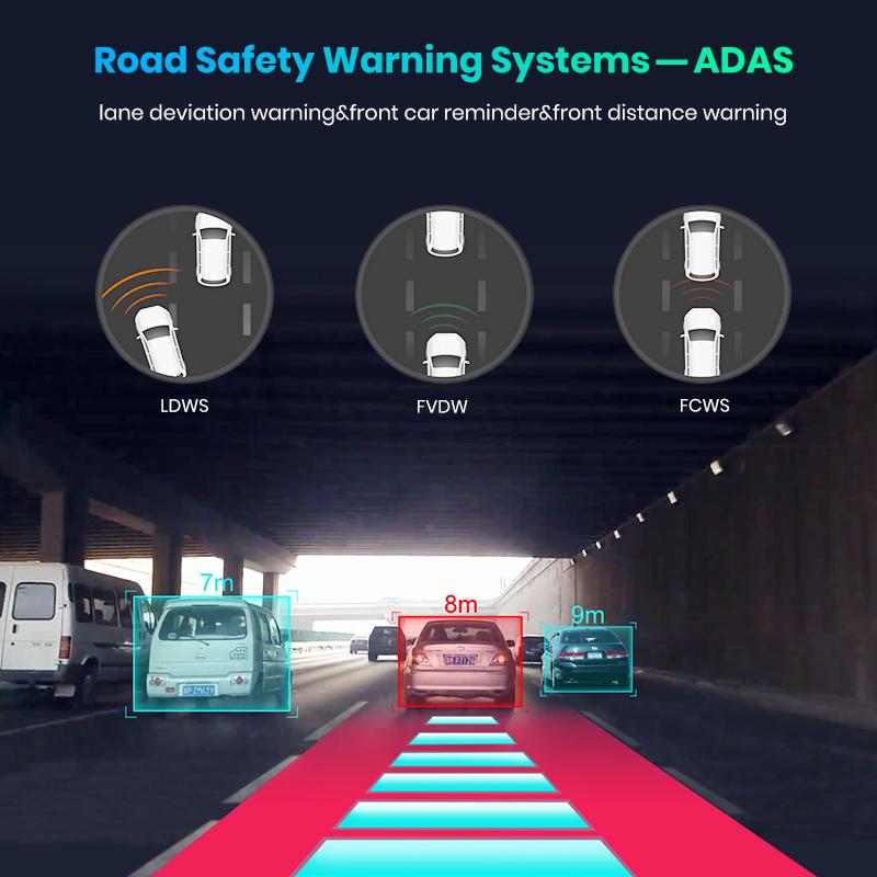 اسکن جاده از طریق دوربین های دستگاه