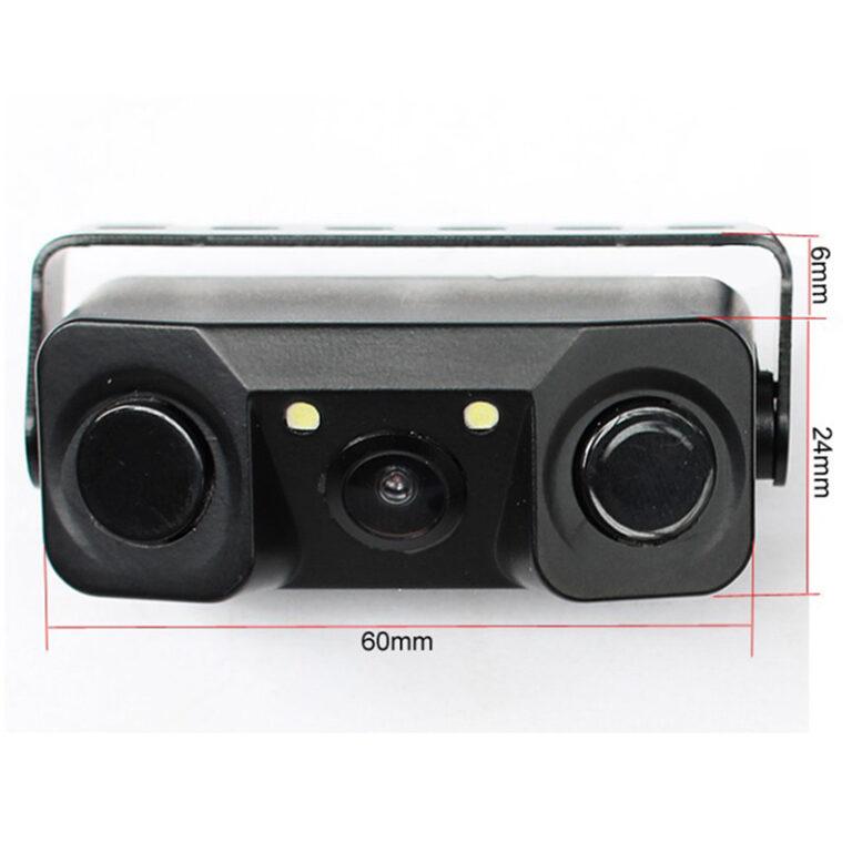 دوربین عقب سنسور دار ۳ در ۱