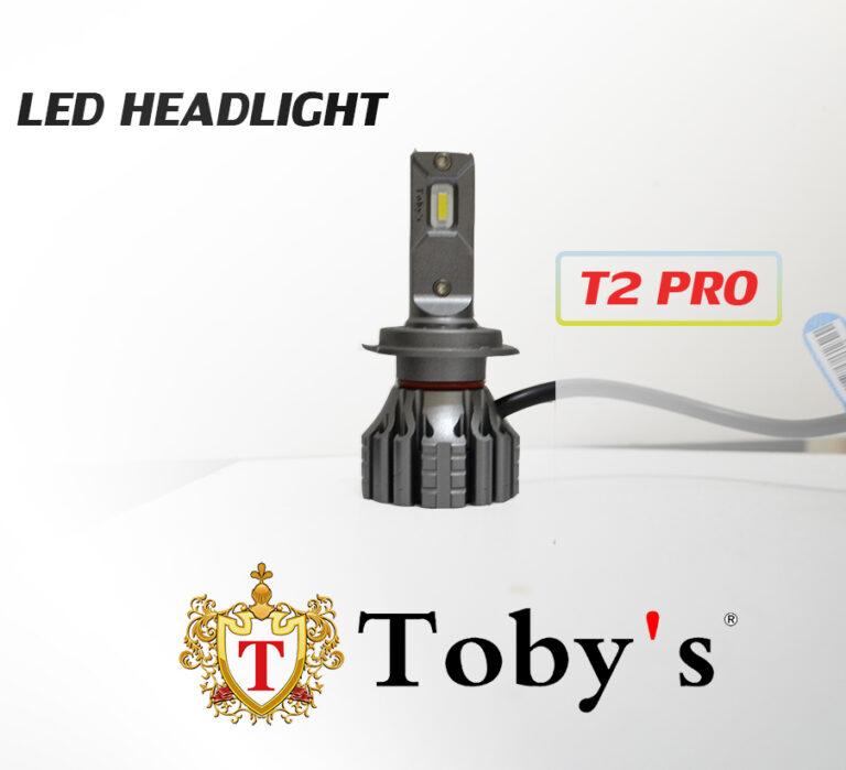 لامپ هدلایت توبی مدل T2 pro