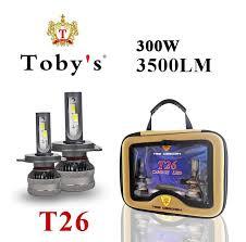 هدلایت 300 وات توبی مدل T26