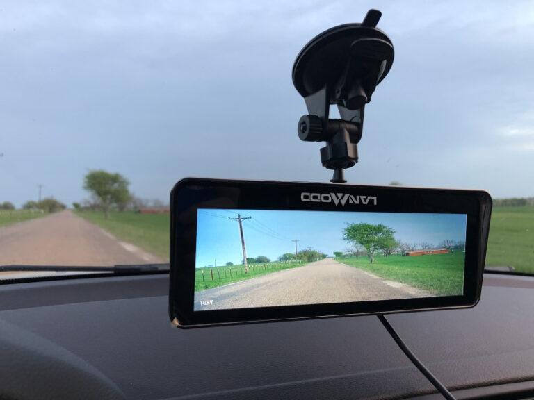 دوربین نایت ویژن با مانیتور 8.5 اینچی روداشبوردی با برد 300 متر
