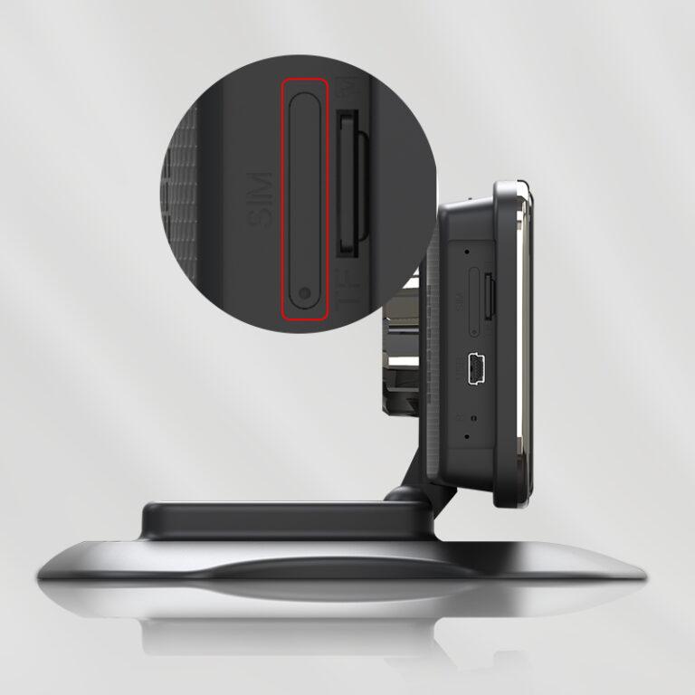 مانیتور سیمکارتخور4G اندروید 4 دوربین دو حالته مدل T88